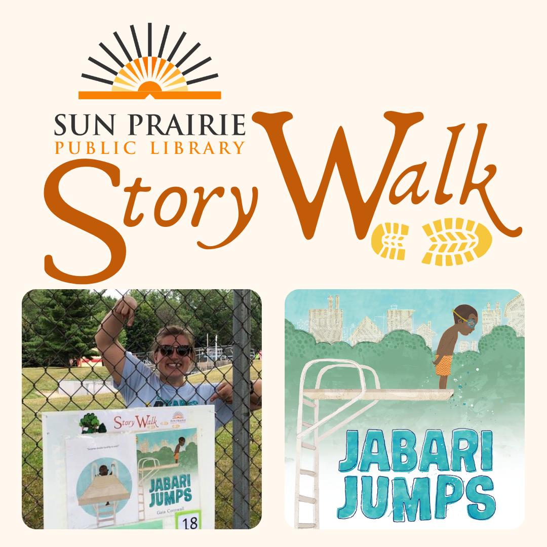 Story Walk, Jabari Jumps