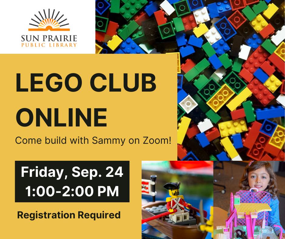 LEGO Club Online