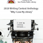 Writing Contest Anthology, grades 6-12 and Adults