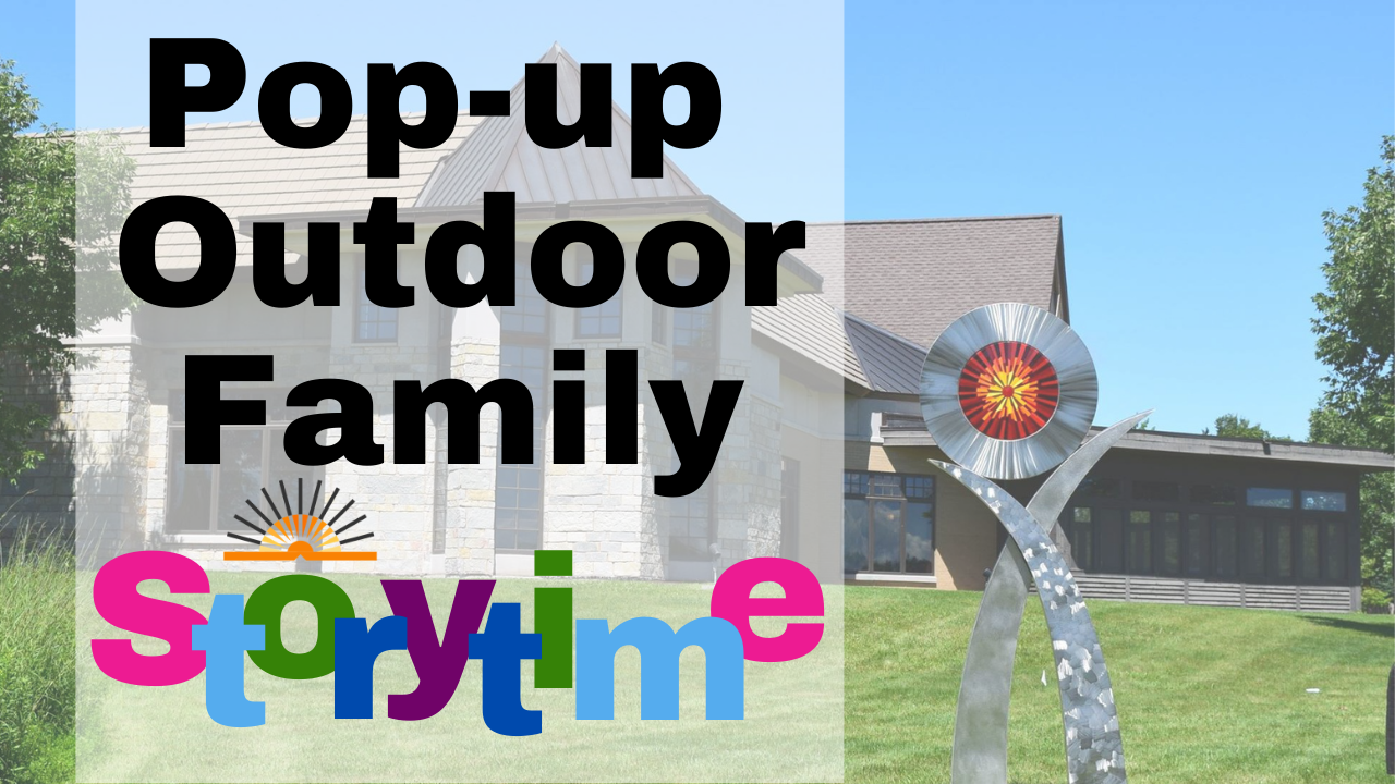 Pop-up Outdoor Family Storytime