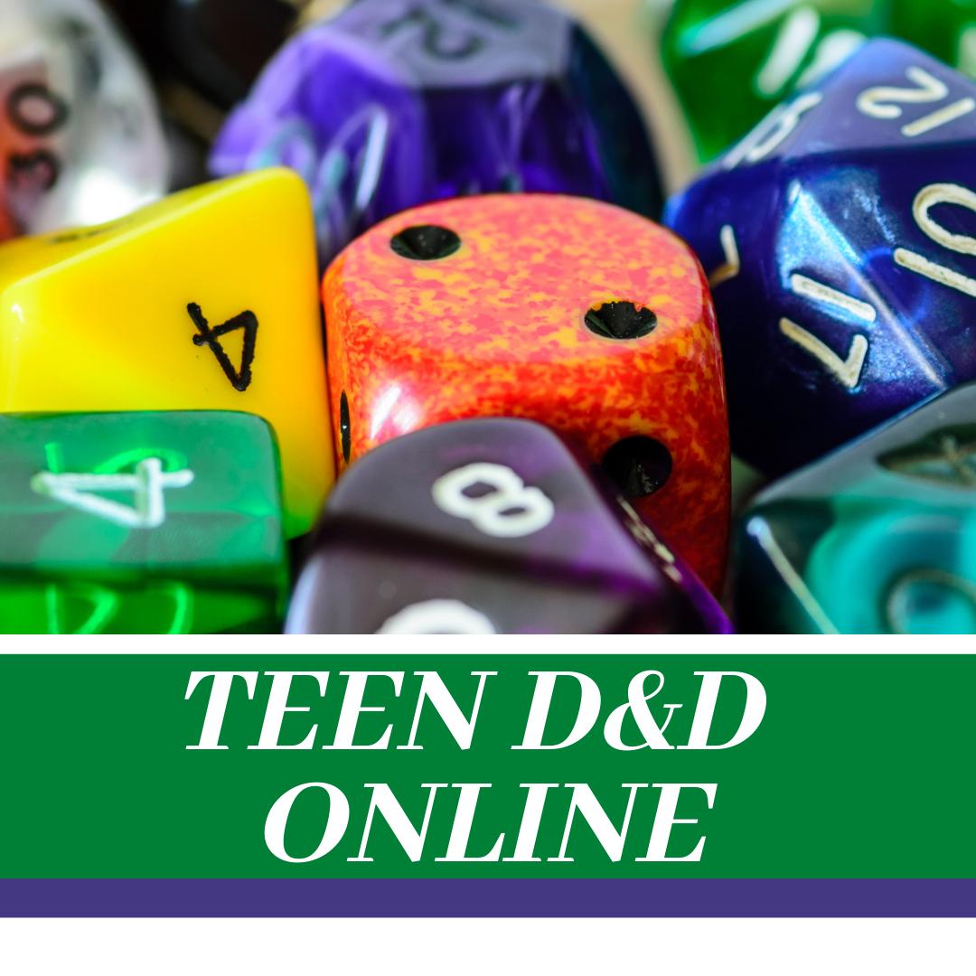 Teen D&D Online
